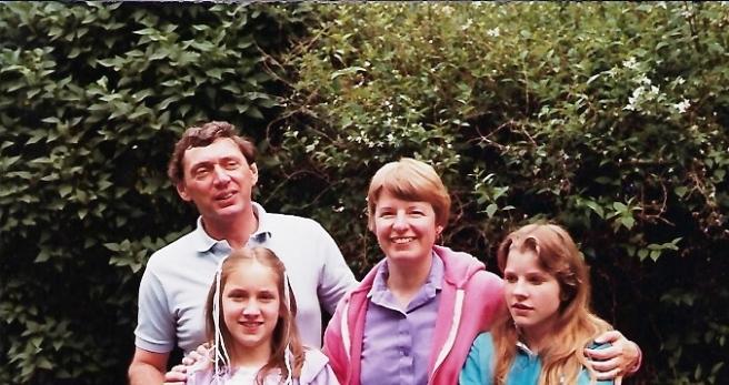 Kessler family at Finger Lakes