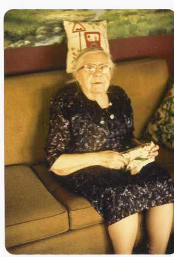 Grandmother Moody 1969